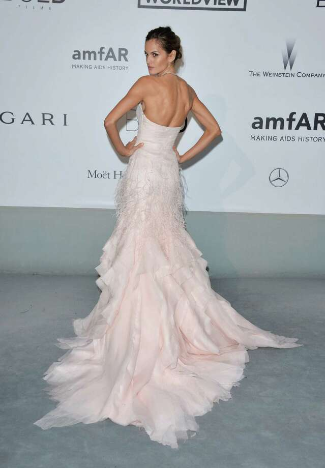 Izabel Goulart  attends amfAR's 21st Cinema Against AIDS Gala, Presented By WORLDVIEW, BOLD FILMS, And BVLGARI at the 67th Annual Cannes Film Festival on May 22, 2014 in Cap d'Antibes, France.  (Photo by George Pimentel/WireImage) Photo: George Pimentel, Getty Images  / 2014 George Pimentel