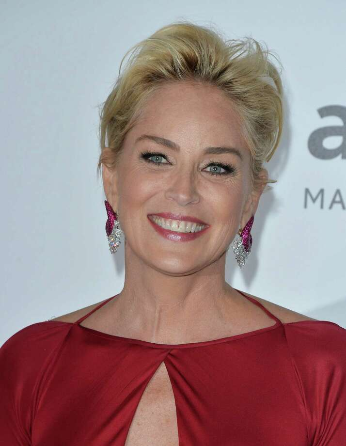 Sharon Stone attends amfAR's 21st Cinema Against AIDS Gala, Presented By WORLDVIEW, BOLD FILMS, And BVLGARI at the 67th Annual Cannes Film Festival on May 22, 2014 in Cap d'Antibes, France.  (Photo by George Pimentel/WireImage) Photo: George Pimentel, Getty Images  / 2014 George Pimentel