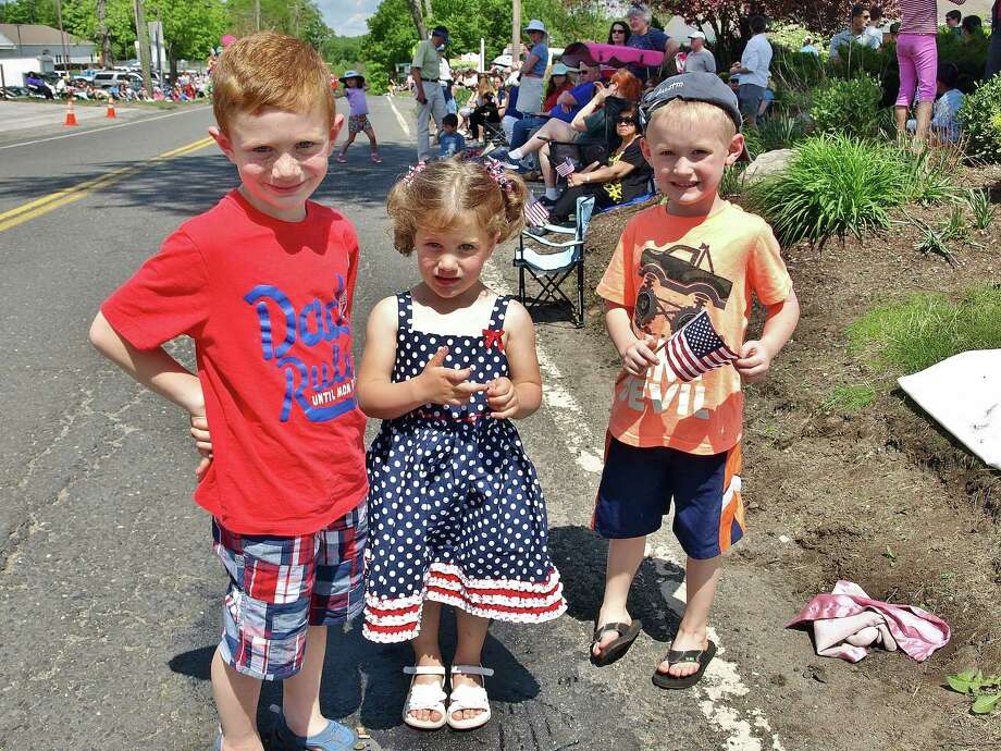 The Brookfield Memorial Day Parade, hosted by the Lions Club the local VFW Chapters, was held on Sunday May, 25. The procession started at Brookfield High School and made its way down Route 25. Were you SEEN? Photo: Nuria Ryan