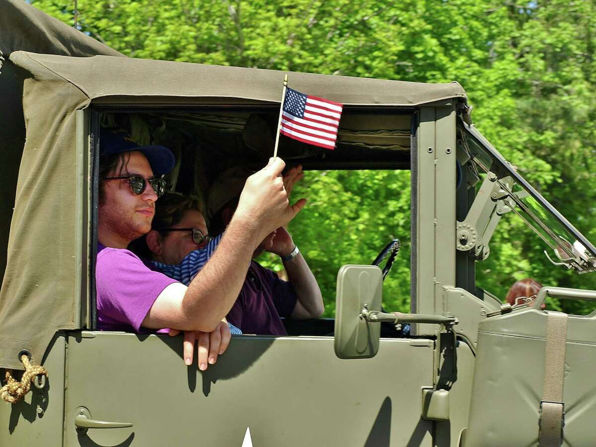 Brookfield Memorial Day Parade, Sunday at 2 p.m. Starts at Brookfield High School, proceeds up Whisconier Road. Strawberry Festival, 12:30-3 p.m. outside of Museum and Historical Society at Routes 25 and 133 in Brookfield Center. Strawberry shortcake and soft drinks. Billy Michaels' Jazz for Juniors Band will perform., display of antique and vintage automobiles will be in the parking lot. Brookfield War Memorial exhibit will be open inside the Museum.