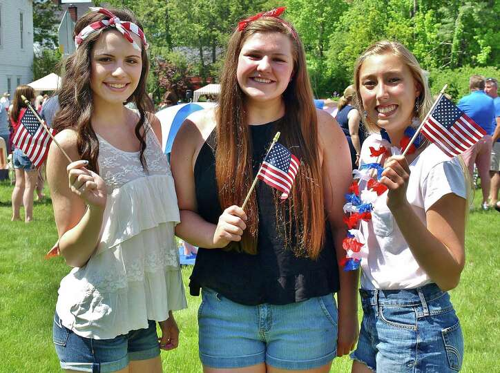 The Brookfield Memorial Day Parade, hosted by the Lions Club the local VFW Chapters, was held on