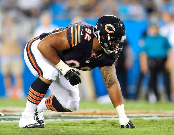 NFC NORTH  Bears draft class -- Gabe Carimi (OL, 1-29); Stephen Paea (DT, 2-53); Chris Conte (DB, 3-93); Nathan Enderle (QB, 5-160); J.T. Thomas (LB, 6-195)  Grade: D  Paea is going to start. Carimi never panned out. Conte has an injury issue. Photo: Grant Halverson, Getty Images