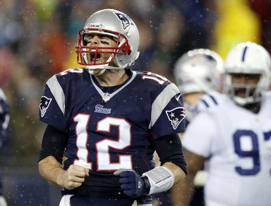 11. Tom BradySalary: $31.3 million Endorsements: $7 millionTotal: $38.3 million Photo: Michael Dwyer, Associated Press