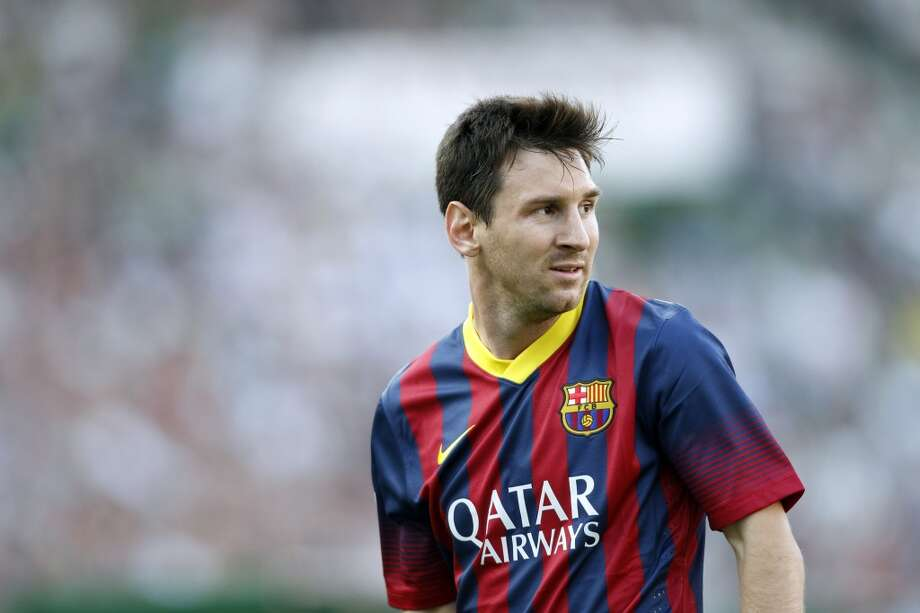 10. Lionel MessiSalary: $28 million Endorsements: $2 millionTotal: $30 million Photo: Alberto Saiz, Associated Press