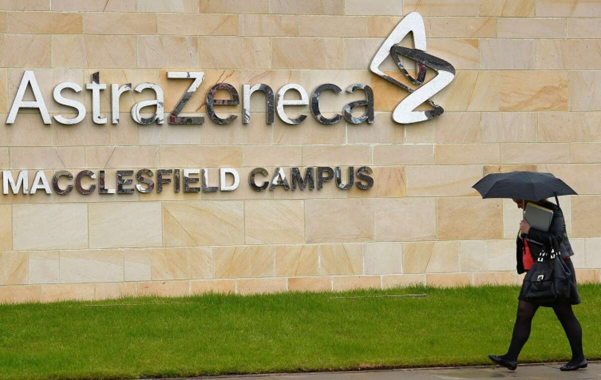 AstraZeneca has the worldwide exclusive rights to Movantik, a drug it developed with Nektar of S.F.