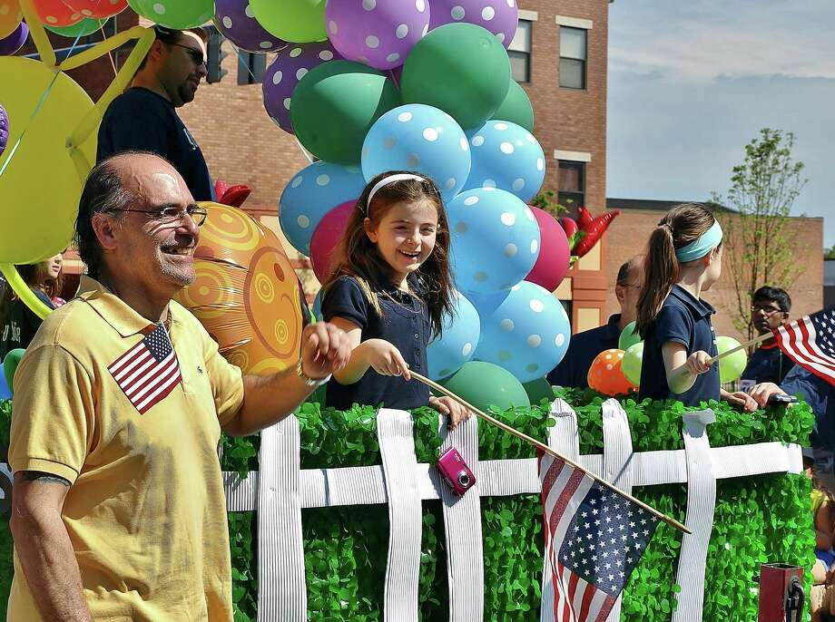 Danbury residents gathered to remember fallen soldiers at the city's annual Memorial Day Parade on Monday, May 26. The parade kicked off at the intersection of Main Street and Rose Street. Were you SEEN? Photo: Nuria Ryan