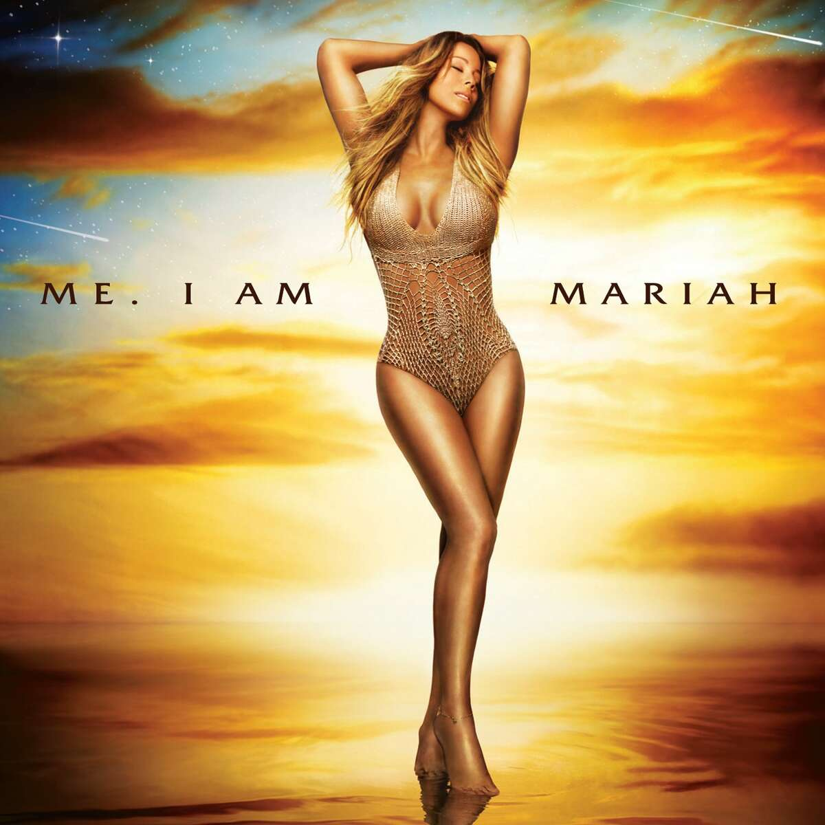 Cover art for Me. I Am Mariah... The Elusive Chanteuse from Mariah Carey.