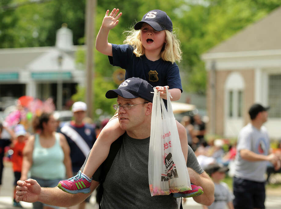 The Stratford Memorial Day Parade on Main Street in Stratford, Conn. on Monday, May 26, 2014. Photo: Brian A. Pounds / Connecticut Post