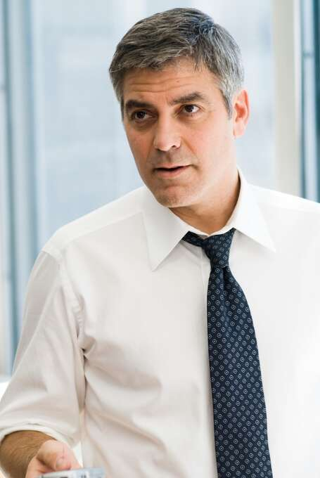"""George Clooney had his best showcase in """"Michael Clayton"""" (2007), but see him also in """"Up in the Air"""" and """"The Descendants."""" Photo: Myles Aronowitz"""