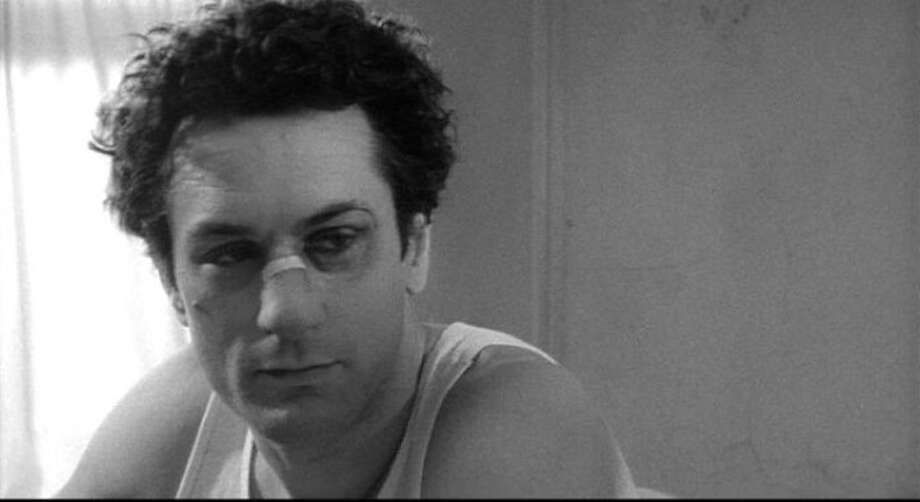 Robert De Niro in RAGING BULL (1980). Enough said. There's also TAXI DRIVER (1976).