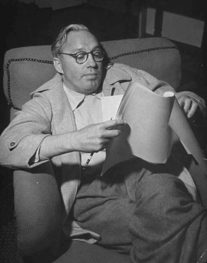 "Jack Benny in 1942, the year he starred in ""To Be Or Not to Be."" Photo: Peter Stackpole, Time & Life Pictures/Getty Image / Time Life Pictures"
