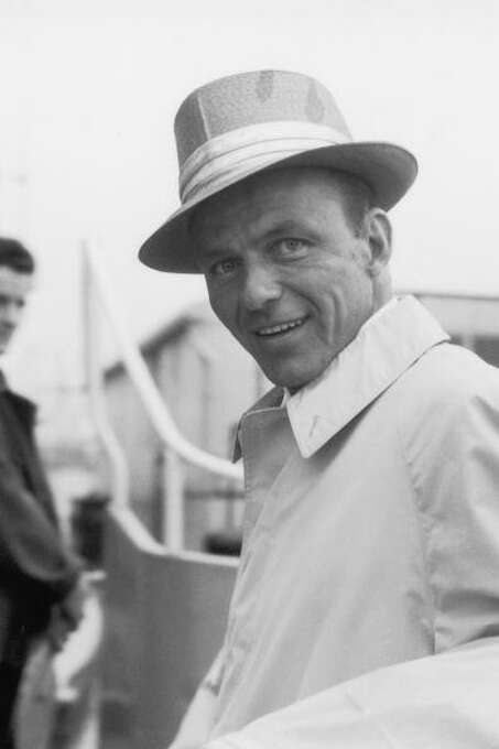 Frank Sinatra, as a singer, was an actor, too, and he got his best chance to show his dramatic ability in SOME CAME RUNNING (1958). Photo: J. Wilds, Getty Images / Hulton Archive