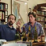 "Paul Giamatti, with Thomas Haden Church, in the film that defined Giamatti's appeal, ""Sideways"" (2004)."