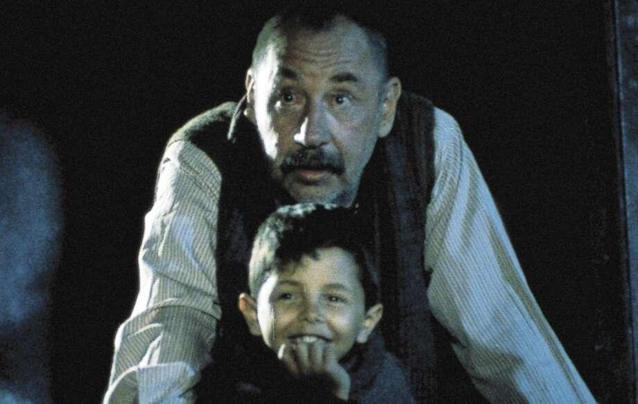 "Philippe Noiret, just lovely in ""Cinema Paradiso"" (1990). Photo: Miramax, SFC"