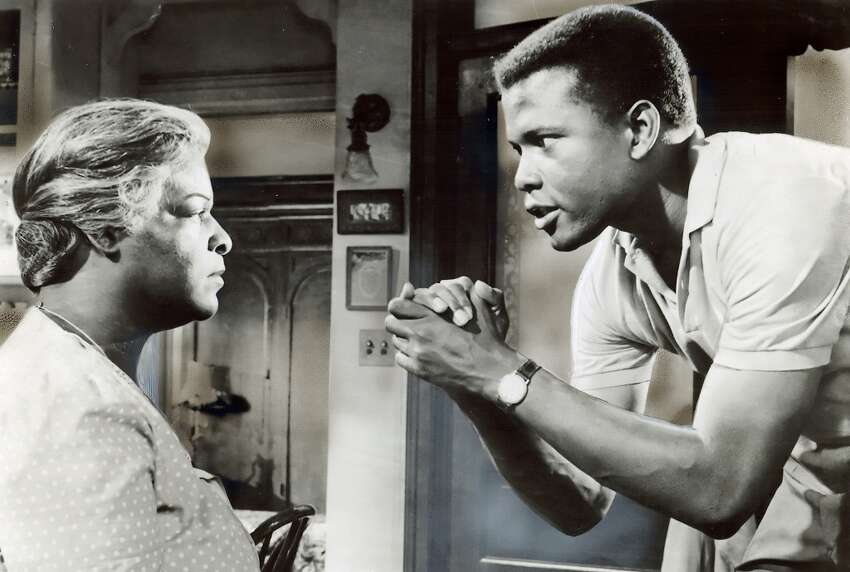A Raisin in the Sun (1961) An African-American family in Chicago tries to improve life with an insurance payment after the death of the father.