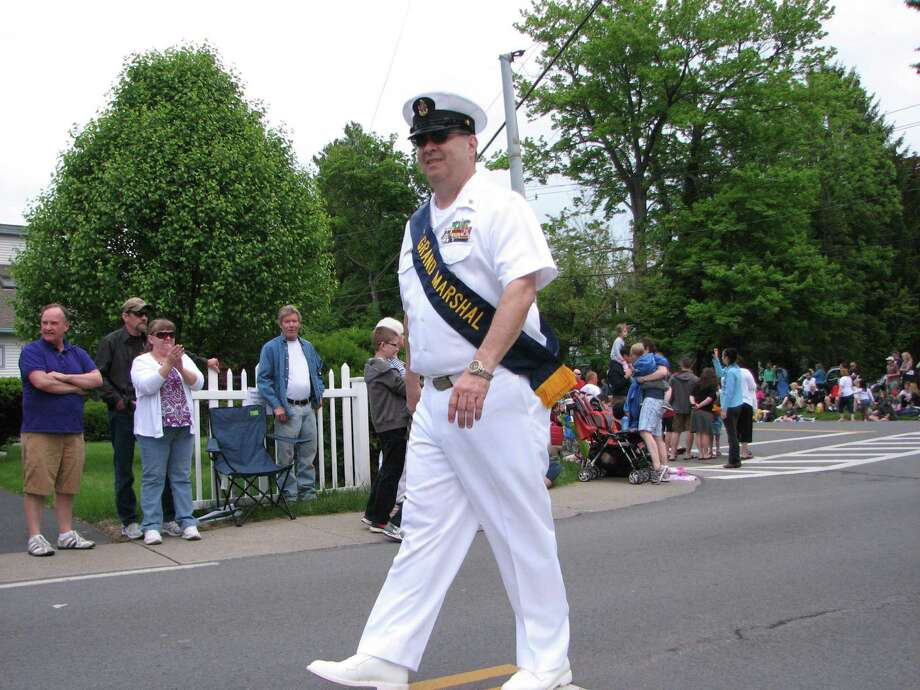 Were you Seen at the annual Memorial Day Parade in the town of Bethlehem on Monday, May 26, 2014? Photo: Michael Huber