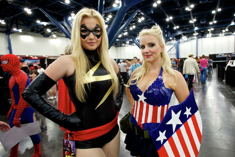 Comicpalooza 2014 Photo: Photo By Jay Dryden For The Houston Chronicle / copyright 2014 Jay Dryden