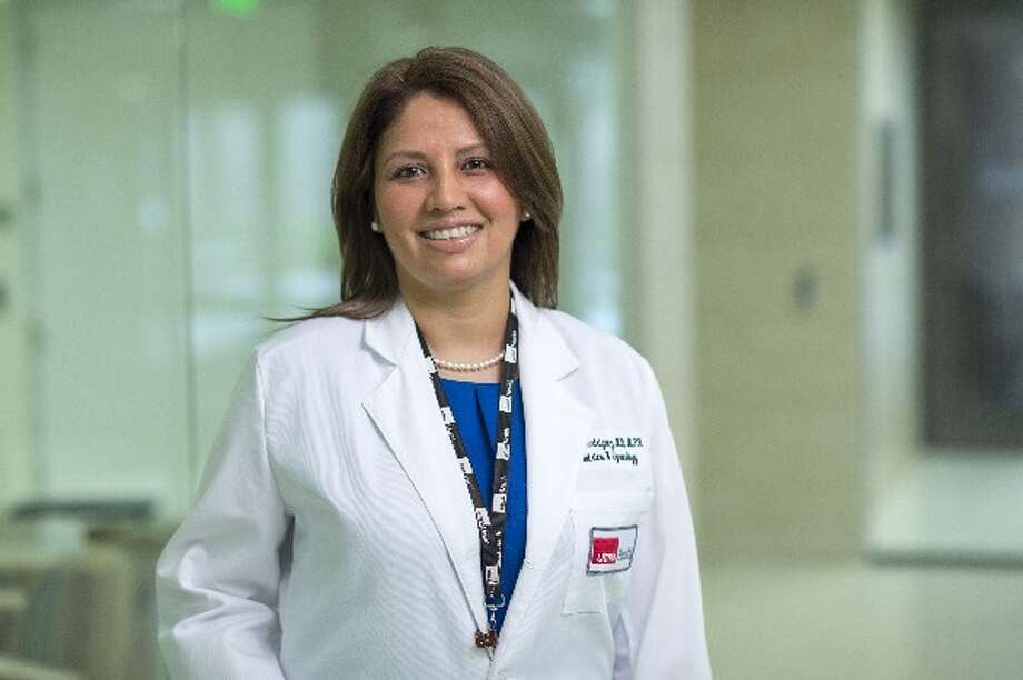 Dr. Ana M. Rodriguez is the study's lead author and an assistant professor of obstetrics and gynecology at UTMB.