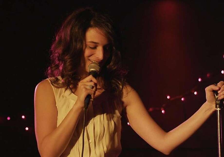 """Jenny Slate says her stand-up routine was her unwitting audition for the """"Obvious Child"""" role, which was written with her in mind. Photo: A24 Films"""