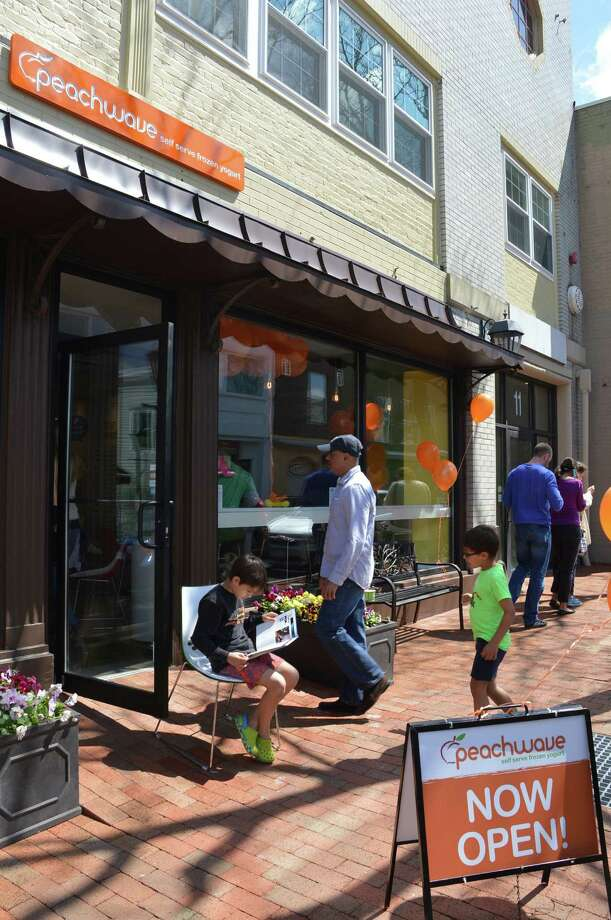 PeachWave, 11 Forest St., New Canaan, will host a special fundraising event for Camp Rising Sun and CT Challenge on Tuesday, June 3. Jarret Liotta/For the New Canaan News Photo: File Photo, Contributed / New Canaan News Contributed