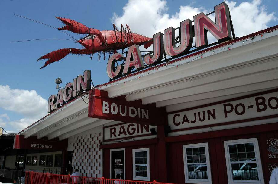 The original Ragin Cajun on Richmond. Photo: Dave Rossman, Freelance / © 2014 Dave Rossman