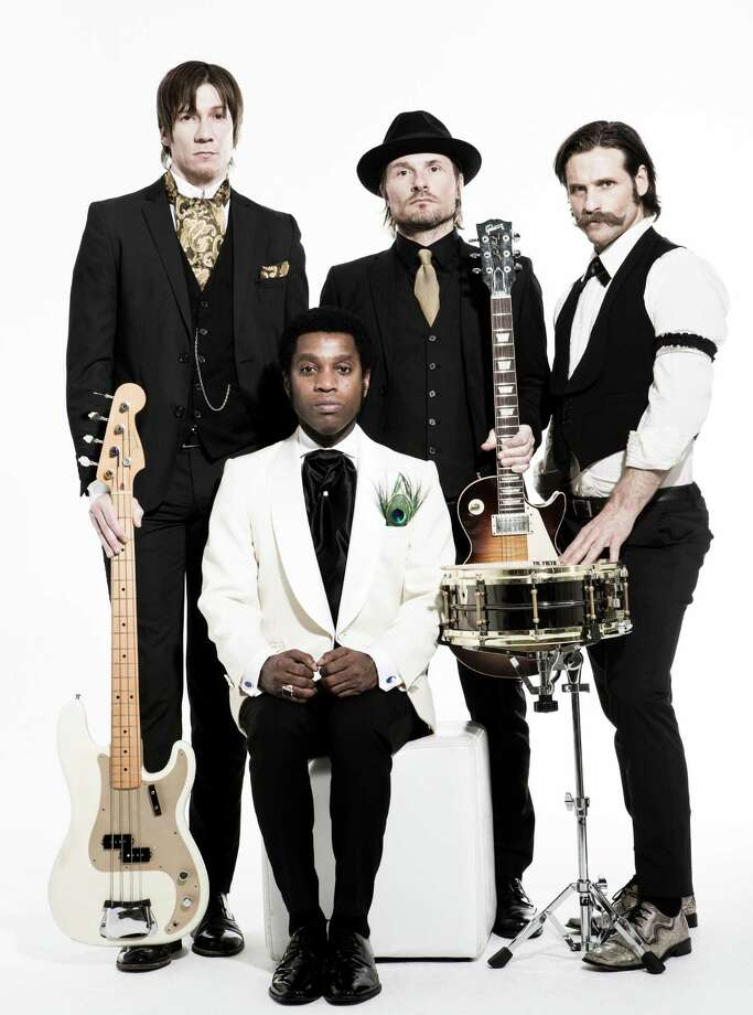 Vintage Trouble Photo: Lee Cherry / All rights reservered Vintage Trouble ® © 2013