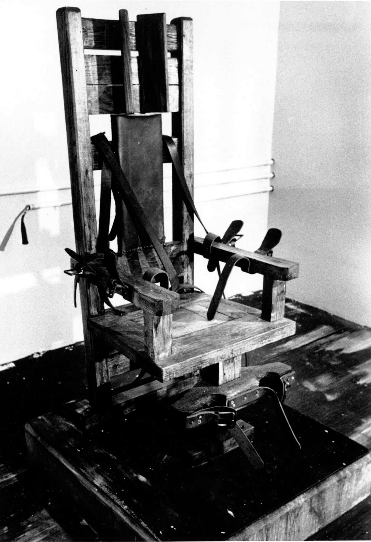 This Forgotten Day In Houston For Sale Electric Chair