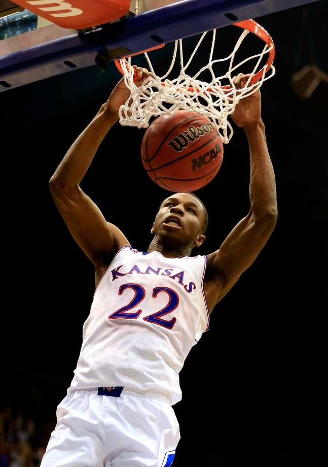 1. Cleveland – Andrew Wiggins, 6-8, SF, KansasThe Cavs will look closely at Kansas center Joel Embiid, but the upside that comes with Wiggins' extraordinary talent will be tough to pass up, giving the Cavaliers the unprecedented distinction of selecting Canadians with the first pick in consecutive seasons. Photo: Jamie Squire, Getty Images