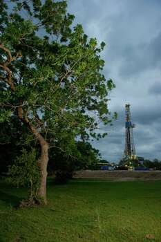 Gonzales County is the third largest producer of oil in Texas with 3.6 million barrels a month. Photo: ZaZa Energy / Greg Latza / All Rights Reserv
