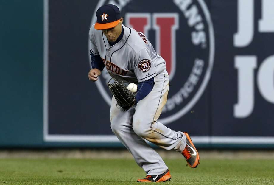 May 6: Tigers 11, Astros 4After digging themselves a 10-run hole, the Astros rallied in the top of the ninth but came up short in a loss to the Tigers.Record: 10-23. Photo: Paul Sancya, Associated Press