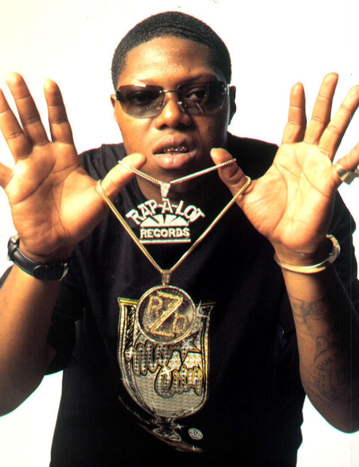 Houston rapper Z-Ro, real name Joseph Mcvey