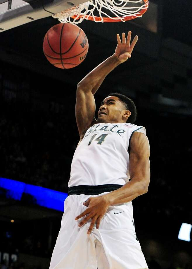 16. Chicago – Gary Harris, 6-5, G. Michigan State  Harris could go several spots earlier, but the Bulls would not allow a strong defensive guard to slip any more. At 6-2 1/2, Harris measured shorter than he is listed at the combine, but plays bigger. Photo: Steve Dykes, Getty Images