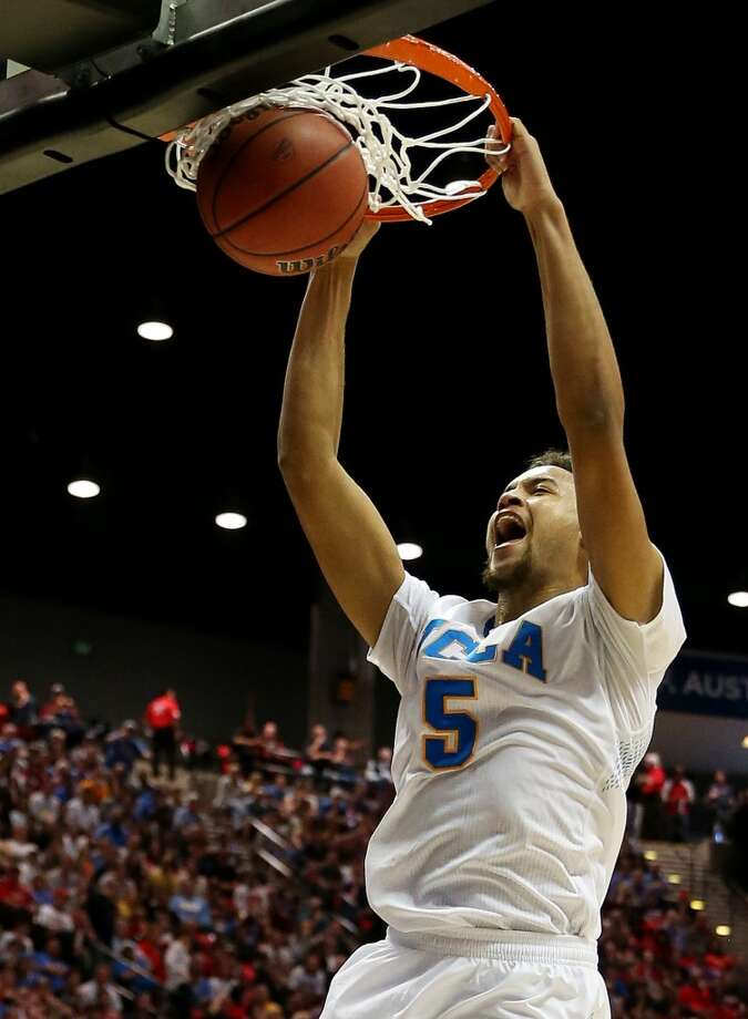 23. Utah – Kyle Anderson, 6-8, F, UCLAAnderson is enough of a playmaker to play at any of the perimeter positions and could go earlier if a team considers him an option at the point, but even without being a very good fit for the Jazz, will be tough to let slip any further. Photo: Jeff Gross, Getty Images