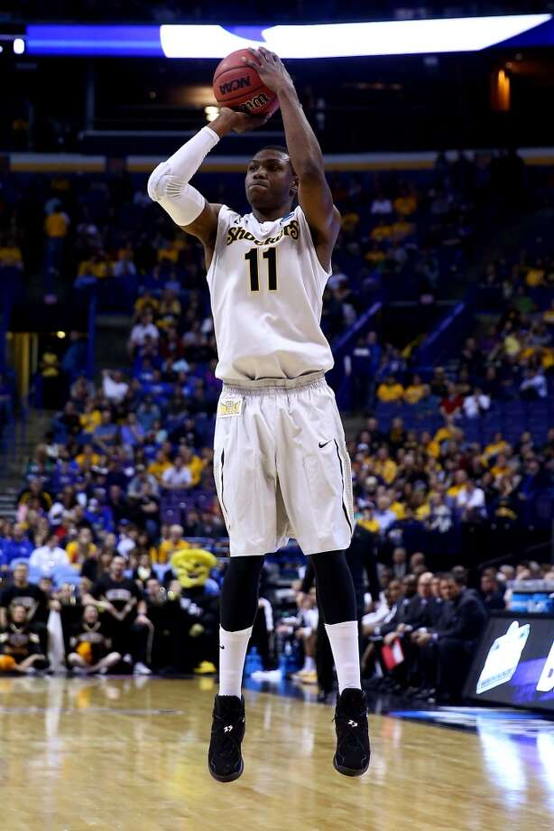 24. Charlotte – Cleanthony Early, 6-7, F, Wichita State  Opinions vary greatly about Early, but with the more traditional scoring small forwards gone, the Hornets could be drawn to his productivity. A catch-and-shoot type is also possible here. Photo: Andy Lyons, Getty Images