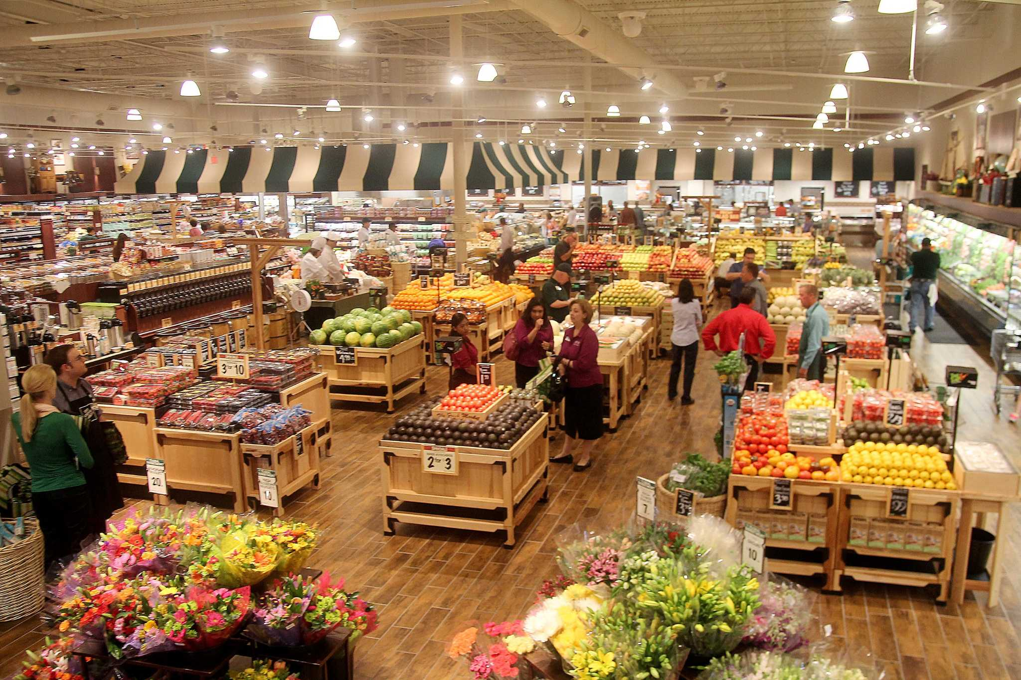 fresh market opened its fourth store in the bay area