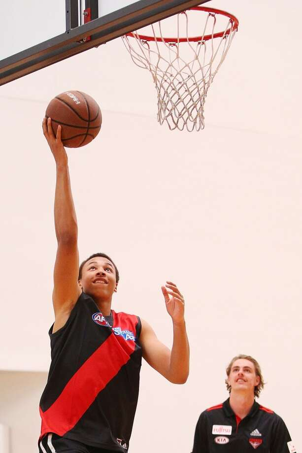 Dante Exum, Australia, 6-6, GThe 18-year old (turns 19 in July) turned heads at the Nike Hoops Summit  and U19 World Championships.  He is known as the draft's mystery man, but is drawing comparisons to Russell Westbrook and Manu Ginobili. Photo: Michael Dodge, Getty Images