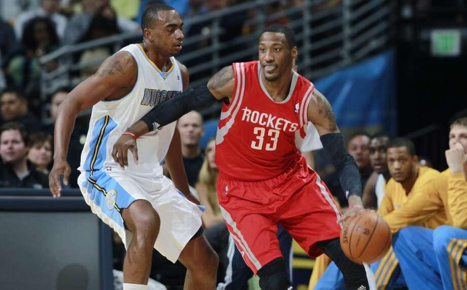Robert Covington, Forward2014-15 contract: $816,482, unguaranteed   Comment: An undrafted free agent, Covington was the D-League Rookie of the Year and D-League All Star game MVP. He never picked up a place in the Rockets rotation, but offered a promising rookie season under the circumstances.  Grade: A Photo: David Zalubowski, Associated Press