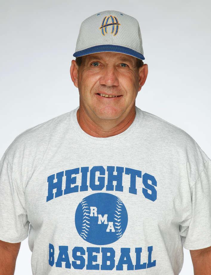 ALL AREA Photo of 2009 Express-News Baseball Coach of the Year Glynn Tschirhart from Alamo Heights. June 8, 2009 JUANITO M GARZA/jugarza@express-news.net Photo: JUANITO M GARZA, SAN ANTONIO EXPRESS-NEWS / jugarza@express-news.net