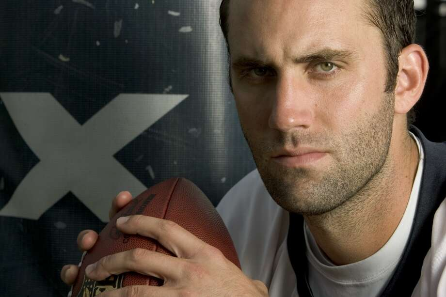 In his seven seasons with the Texans, quarterback Matt Schaub has compiled a 46-42 record record as a starter. He's passed for 23,221 yards with 124 touchdowns (78 interceptions). Here's a look back at his football career. Photo: Brett Coomer, Houston Chronicle