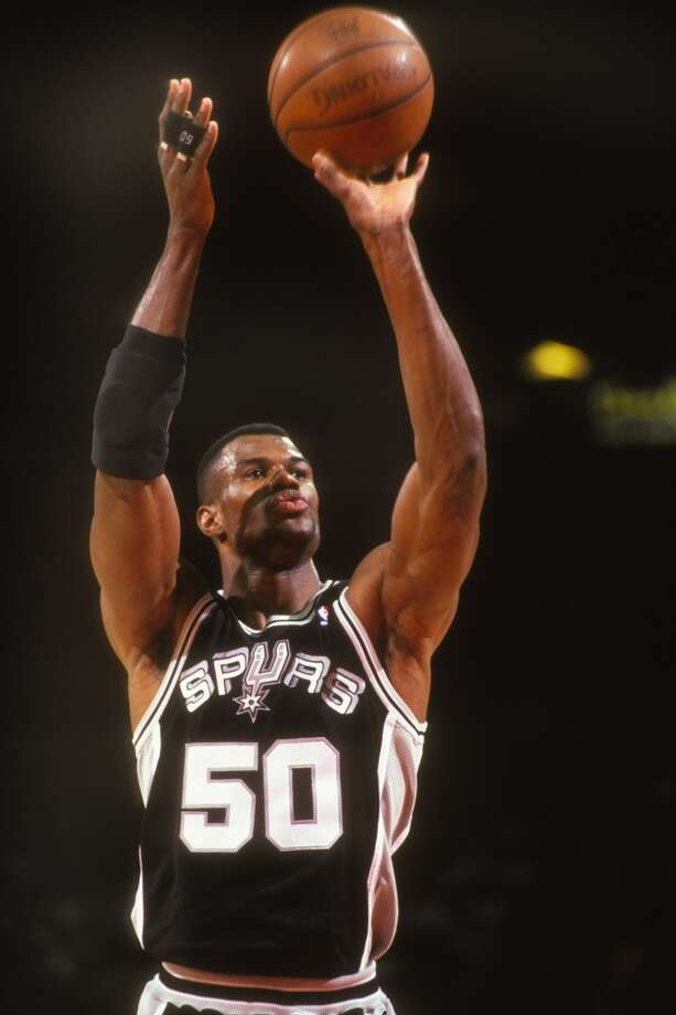 1994-95 — David Robinson, San Antonio Photo: Mitchell Layton, Getty Images