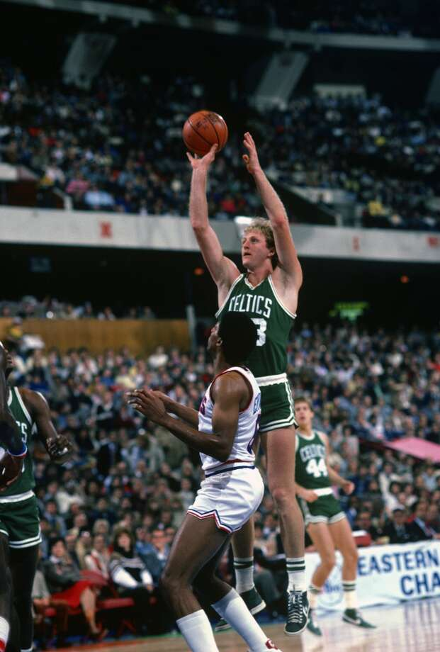 1983-84 — Larry Bird, Boston Photo: Focus On Sport, Getty Images