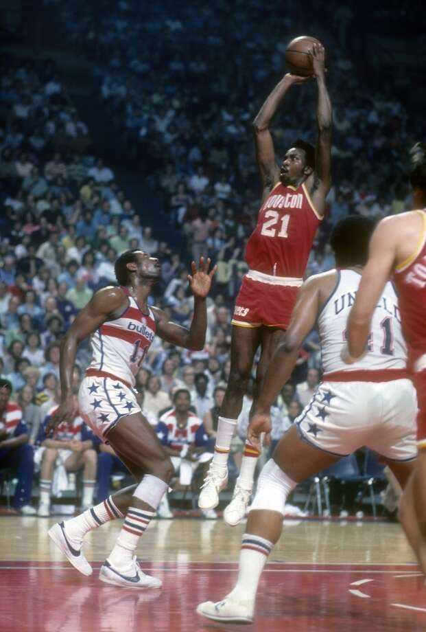 1978-79 — Moses Malone, Houston Photo: Focus On Sport, Getty Images