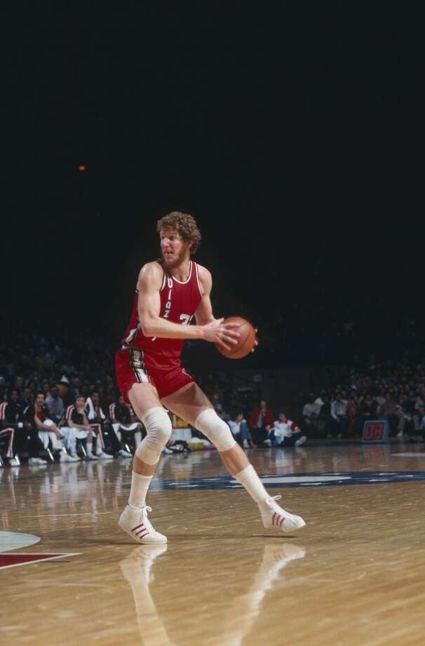 1977-78 — Bill Walton, Portland Photo: Focus On Sport, Focus On Sport/Getty Images