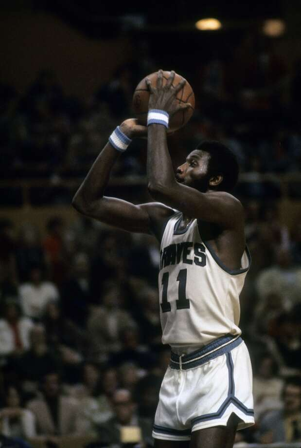 1974-75 — Bob McAdoo, Buffalo Photo: Focus On Sport, Getty Images