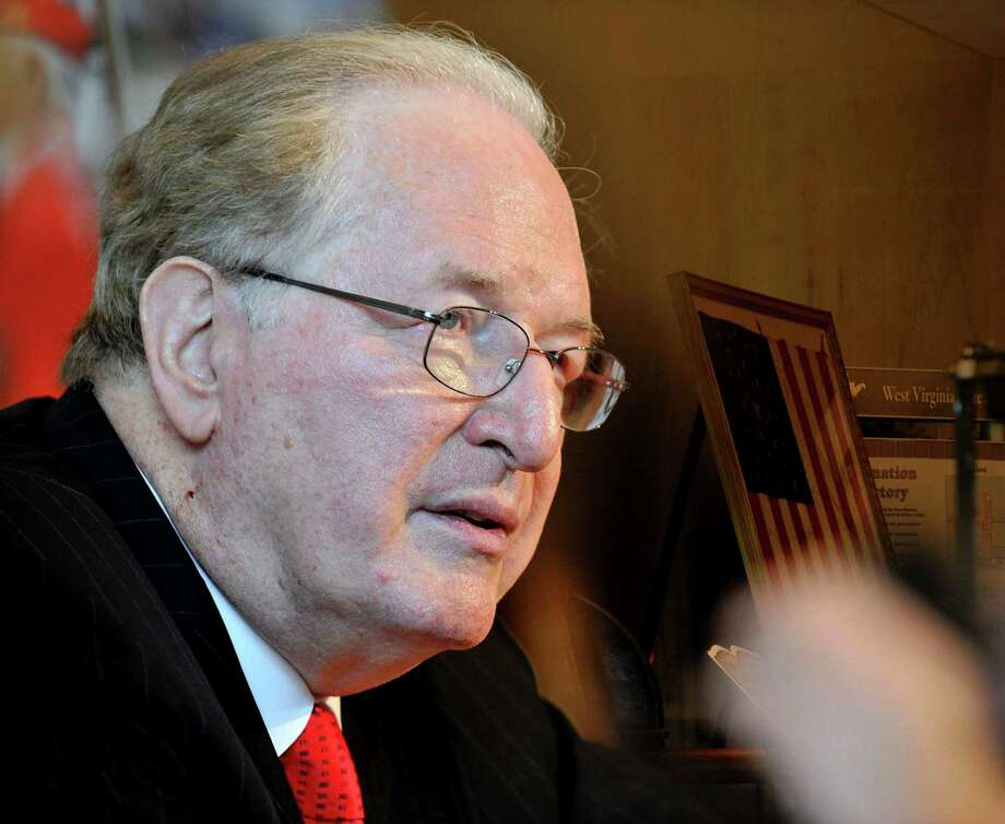 Sen. Jay Rockefeller, D-W.V., is not seeking re-election, but he is saying what he really thinks about race issues in America. Photo: Tyler Evert, Associated Press / FR170609 AP