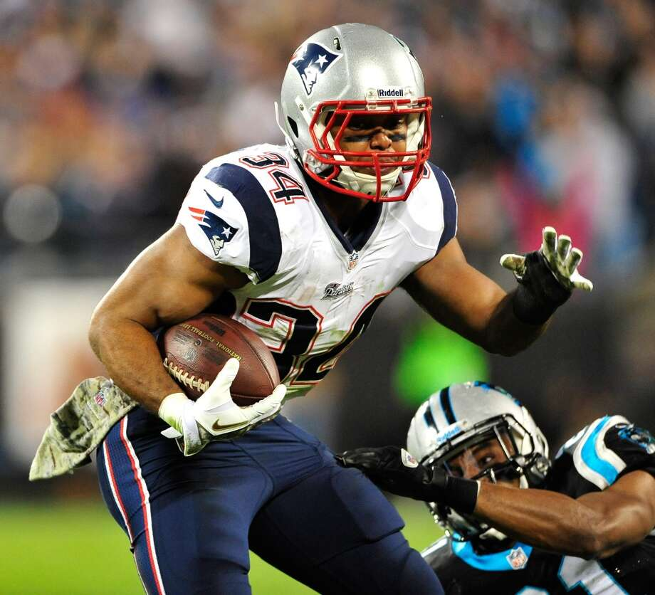 AFC EAST  Patriots draft class -- Nate Solder (OL, 1-17); Shane Vereen (RB, 2-56); Ras-I Dowling (DB, 2-33); Ryan Mallet (QB, 3-74); Stevan Ridley (RB, 3-73); Lee Smith (TE, 5-159); Marcus Cannon (OL, 5-138); Markell Carter (LB, 6-194); Malcolm Williams (DB, 7-219)  Grade: B  Solder is a starter. Ridley has been a 1,000-yard rusher. Vereen has contributed off the bench. Photo: Grant Halverson, Getty Images