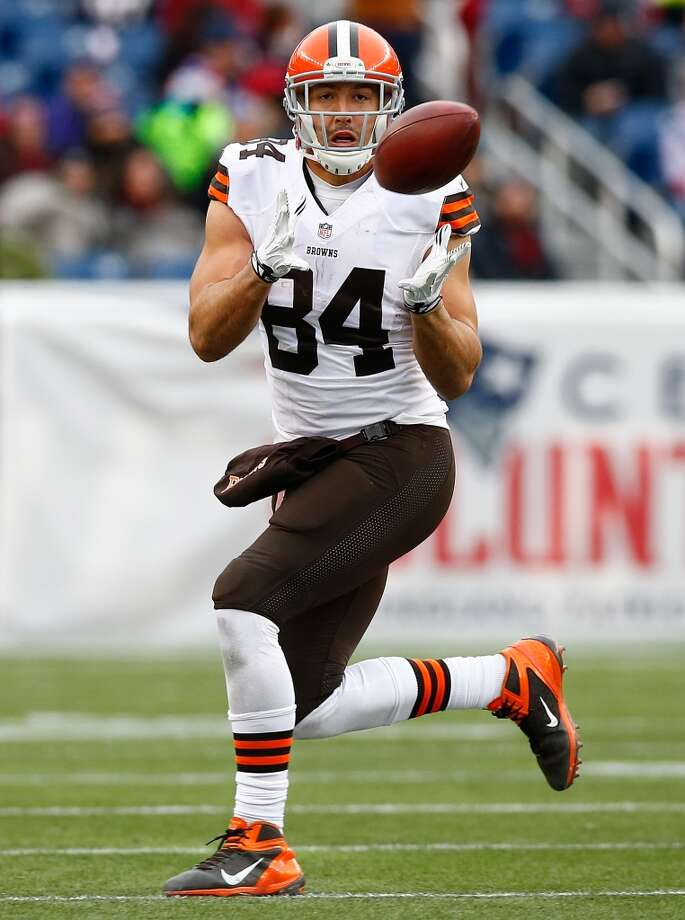 AFC NORTHBrowns draft class-- Phil Taylor (DL, 1-21); Greg Little (WR, 2-59); Jabaal Sheard (DL, 2-37); Owen Marecic (RB, 4-124); Jordan Cameron (TE, 4-102); Jason Pinkston (OL, 5-150); Buster Skrine (DB, 5-137); Eric Hagg (DB, 7-248)Grade: B-plusTaylor, Sheard and Cameron are starters. Cameron is becoming one of the best at his position. Little was a big disappointment. Photo: Jared Wickerham, Getty Images