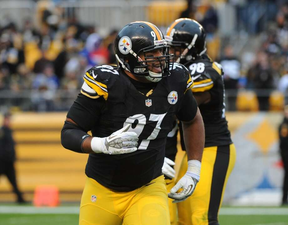 AFC NORTH  Steelers draft class -- Cameron Heyward (DT, 1-31); Marcus Gilbert (OL, 2-63); Curtis Brown (DB, 3-95); Cortez Allen (DB, 4-128); Chris Carter (DL, 5-162); Keith Williams (OL, 6-196); Baron Batch (RB, 7-232)  Grade: B  Heyward, Gilbert and Carter are starters for a team that barely missed the playoffs. Photo: George Gojkovich, Getty Images