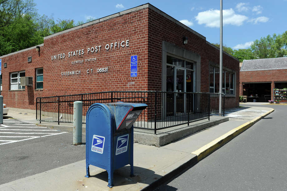 The Glenville Station Post Office, in Greenwich, Conn. May 20, 2014. Photo: Ned Gerard / Connecticut Post