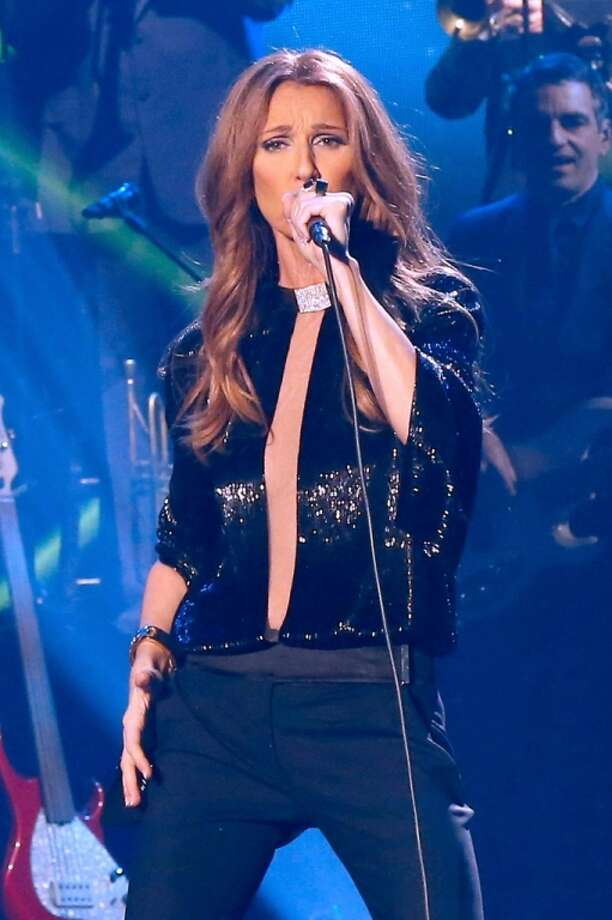 8. Celine Dion, with $737,573,927 from 1,143 shows. Photo: Bertrand Rindoff Petroff, Getty Images